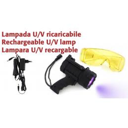 LAMPADA UV RICARICABILE